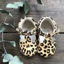 'Wild One Leopard T Bars' For Baby And Toddler