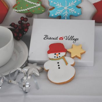 Frosty The Snowman Card