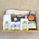 The Utterly Indulgent Home Spa Hamper