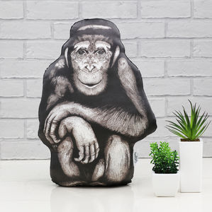 Chimp Champ Sofa Sculpture® Cushion - view all new