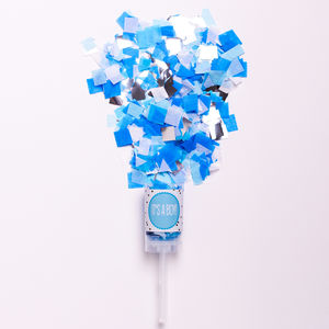 'It's A Boy' Confetti Pop - card alternatives