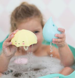 Smiley Weather Bath Toy - bath toys