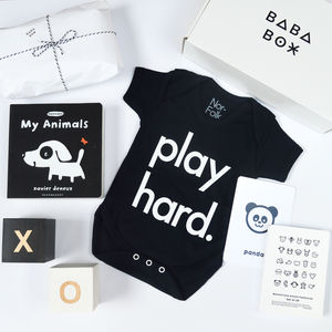 Playtime Baby Gift Box - keepsakes