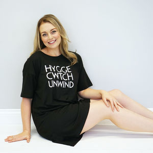 Hygge Cwtch Unwind Nightie - lingerie & nightwear