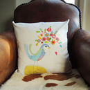 Little Bird Cushion