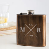 Engraved Hip Flask Personalised - what's new