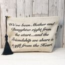 Mother And Daughter Make Up Bag