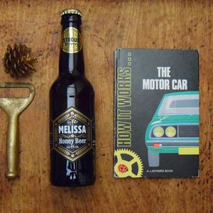 Book And Craft Beer Gift Set - valentine's gifts for him