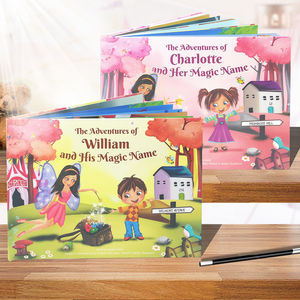 Personalised Keepsake Story Book For Children - christening sale gifts