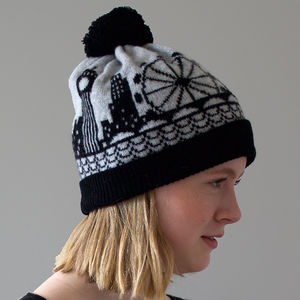 Lambswool London Skyline Hat - women's accessories