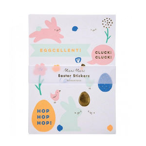 Easter Stickers - diy & craft