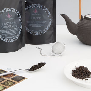 Monthly Black Tea Subscription - subscriptions