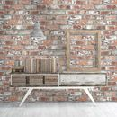 Real Red Brick Wallpaper By Woodchip And Magnolia
