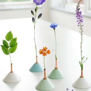 Pastel Mini Vases - table decorations