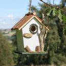 Grassy Glades Personalised Hanging Garden Bird House