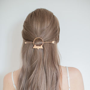 Arrow Hair Clip - head pieces