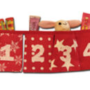 Fill Your Own Advent Calendar Bunting