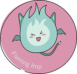 Flaming Imp logo