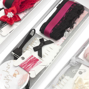 Garter Making Craft Kit - hen party styling