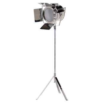 Spotlight Tripod Floor Lamp