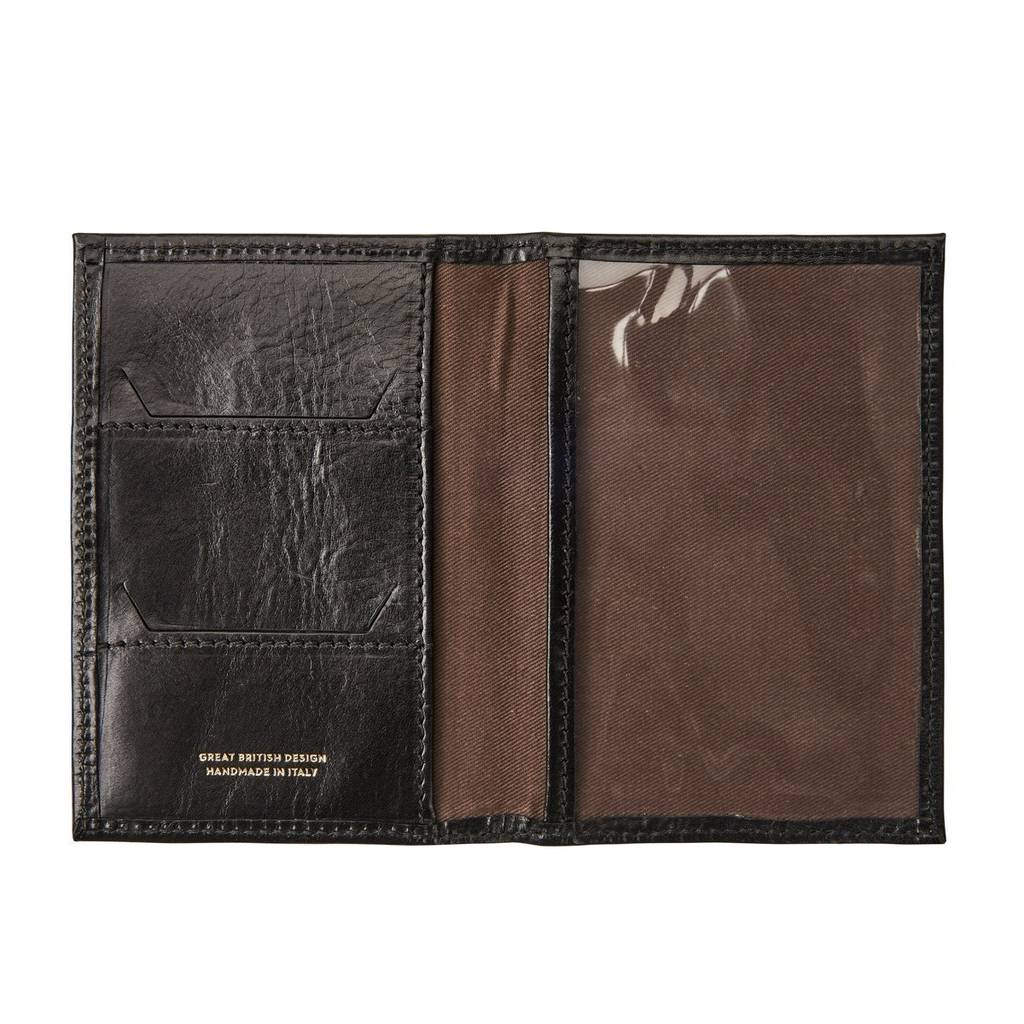 208ef1b18 personalised mr and mrs leather passport holders set by maxwell ...