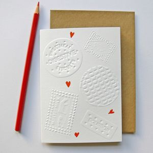 Biscuit Love Greeting Card