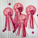 Flamingo Birthday Rosette