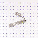 Say Anything Custom Crystal Bobby Pins