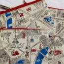 Map Of London Coin Purse Or Make Up Bag