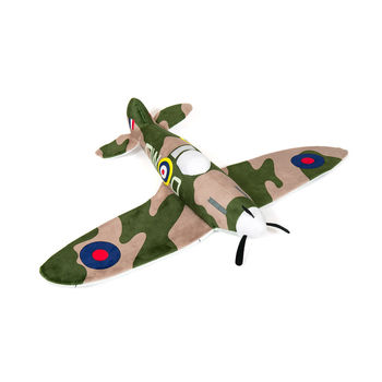 Raf Spitfire Soft Toy Giant 80cm