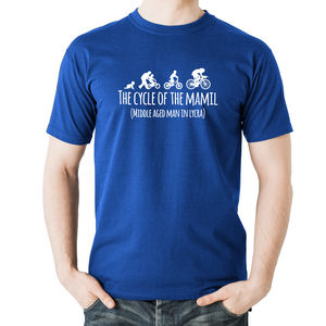 Mamil Cycling T Shirt