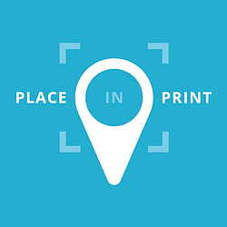 Place in Print Logo