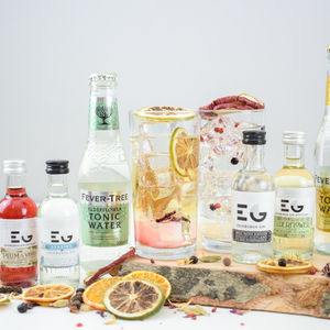 Edinburgh Gin And Tonic Set - food & drink