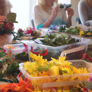 Flower Crown Making Party Available Nationwide - experiences
