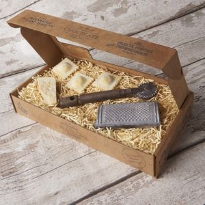 Chocolate Pasta Set Gift Box