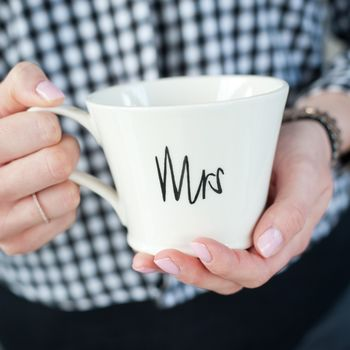 Limited Edition Mrs Mug