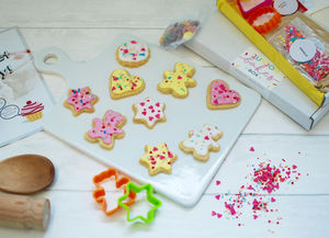 Six Month Junior Bakes Box Subscription - make your own kits