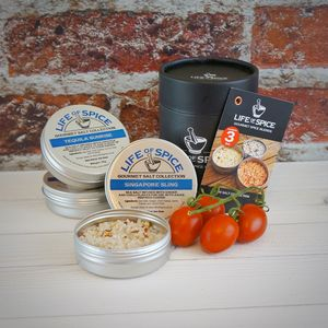 Mini Gourmet Salts Gift Collection