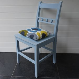 Ball Back Chair Hand Painted In Any Colour - furniture