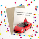 Midlife Crisis Funny Card