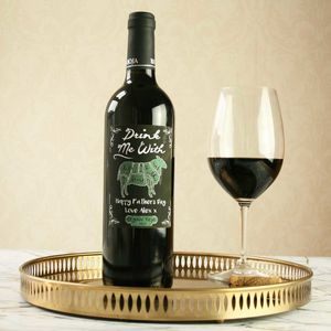 'Food Match' Rioja Personalised Wine