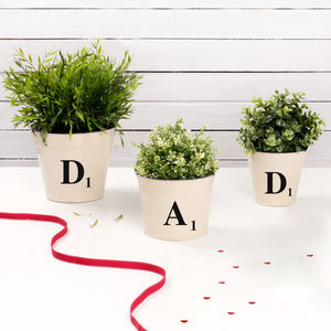 'Dads' Letter Tile Buckets - father's day gifts