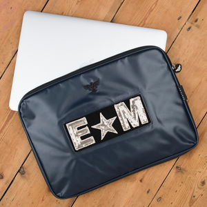 Personalised Tarpaulin Laptop Case For Girls - gifts to squirrel away for the kids
