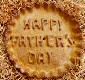 Happy Father's Day Pork Pie - what's new