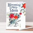 Blooming Mum Mother's Day Card