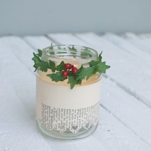 Christmas Decoration Candle Holder