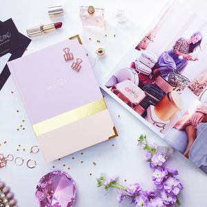 2017 'Ceo Of My Own Life™' Planner Blush And Champagne - 2017 diaries