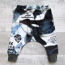 Orca Baby And Toddler Harem Leggings