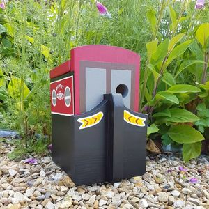 Personalised Narrowboat Boat Bird Box - birds & wildlife