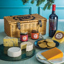 Deluxe Cheese And Port Collection